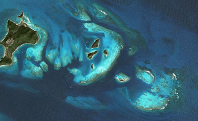 Satellite Imagery Photo